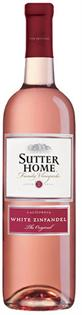 Sutter Home White Zinfandel 187ml - Case...
